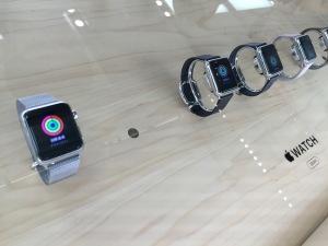Apple Watch 探訪記